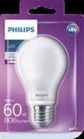 Philips LED Lamp Classic 60W A60 E27 CW FR ND 1SRT4