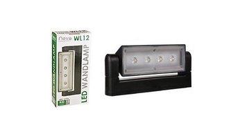 Nova WL12 LED Wandlamp IP54 12W 3000K 830Lumen