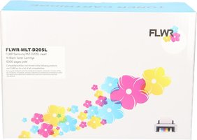 FLWR Samsung MLT-D205L zwart (Huismerk (remanufactured))