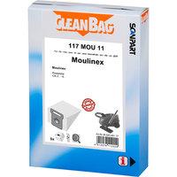 Scanpart Cleanbag 117mou11 Stofzak Moulinex Powerstar