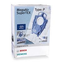 Bosch/Siemens 468264 Stofzuigerzak Type P MegaAir SuperTEX