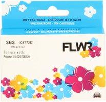 FLWR HP 363 magenta (Huismerk (compatible))