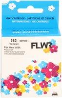 FLWR HP 363 geel (Huismerk (compatible))