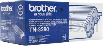 Brother TN-3280 zwart (Origineel)