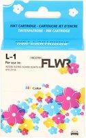FLWR Lexmark 1 kleur (Huismerk (remanufactured))