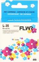 FLWR Lexmark 35XL kleur (Huismerk (remanufactured))