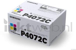 Samsung CLT-P4072C rainbow pack zwart en kleur (Origineel)