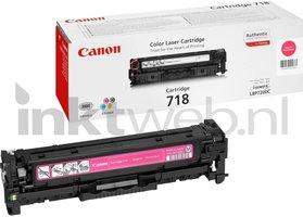 Canon 718 magenta (Origineel)