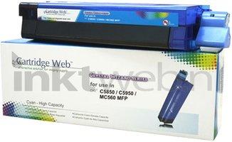 Huismerk Oki C5850 / C5950 / MC560 cyaan (Huismerk (compatible))