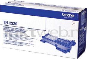Brother TN-2220 zwart (Origineel)