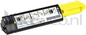 Huismerk Dell 3010Y geel (Huismerk (compatible))