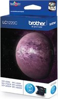 Brother LC-1220C cyaan (Origineel)