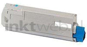 Huismerk Oki C5600 / C5700 cyaan (Huismerk (compatible))