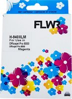 FLWR HP 940XL magenta (Huismerk (remanufactured))