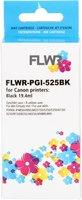 FLWR Canon PGI-525BK zwart (Huismerk (compatible))