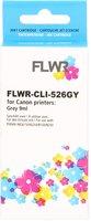 FLWR Canon CLI-526GY grijs (Huismerk (compatible))