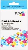FLWR Brother LC-1240XL magenta (Huismerk (compatible))