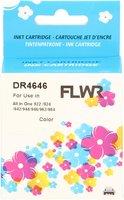 FLWR Dell 922 kleur (Huismerk (remanufactured))