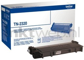 Brother TN-2320 zwart (Origineel Hoge Capaciteit)