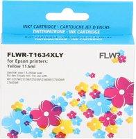 FLWR Epson 16XL geel (Compatible XXL)