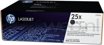 HP 25X zwart (Origineel)