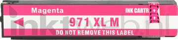 Huismerk HP 971XL magenta (Huismerk (remanufactured))