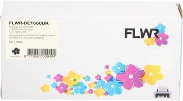 FLWR Dell 593-11130 zwart (Huismerk (compatible))
