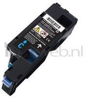 Huismerk Dell 593-11129 cyaan (Huismerk (compatible))