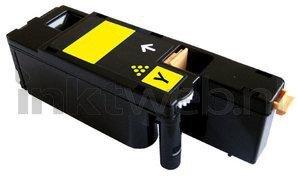 Huismerk Dell 593-11131 geel (Huismerk (compatible))