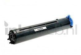 Huismerk Canon C-EXV 18 zwart (Huismerk (compatible))
