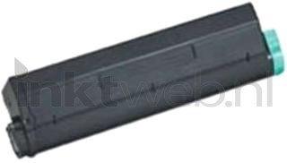 Huismerk Oki 43979216 zwart (Huismerk (compatible))