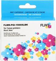 FLWR Canon PGI-1500XL zwart (Huismerk (compatible))