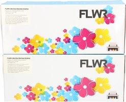 FLWR HP 85AD / CRG-725 zwart (Huismerk (compatible))