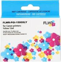 FLWR Canon PGI-1500XL geel (Huismerk (compatible))
