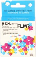 FLWR HP 62XL kleur (Huismerk (remanufactured))