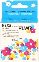 FLWR HP 62XL zwart (Huismerk (remanufactured))