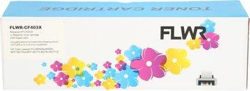 FLWR HP 201X magenta (Huismerk (compatible))