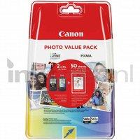 Canon PG-540XL/CL541XL Multipack zwart en kleur (Origineel Hoge Capaciteit)