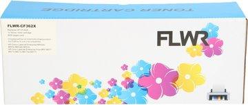 FLWR HP 508X geel (Huismerk (compatible))