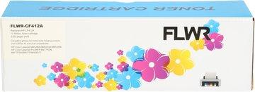FLWR HP 410A geel (Huismerk (compatible))