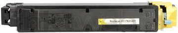 Huismerk Kyocera Mita TK-5140 geel (Huismerk (compatible))