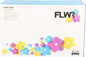 FLWR Brother TN-3480 zwart (Huismerk (compatible))