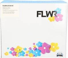 FLWR HP 81X zwart (Compatible XXL)