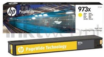 HP 973X geel (Origineel Hoge Capaciteit)