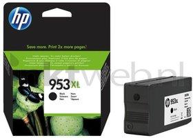 HP 953XL zwart (Origineel Hoge Capaciteit)
