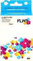 FLWR HP 907XL zwart (Huismerk (compatible))