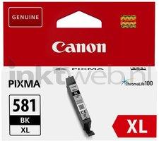 Canon CLI-581XL zwart (Origineel Hoge Capaciteit)