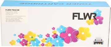 FLWR Brother TN-423 magenta (Huismerk (compatible))