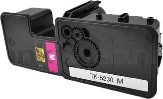 FLWR Kyocera Mita TK-5230 magenta (Huismerk (compatible))