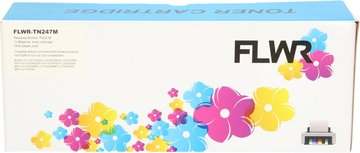 FLWR Brother TN-247 magenta (Huismerk (compatible))